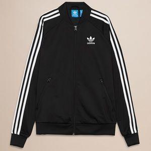 Adidas Jacket Track Stripes